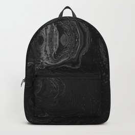 A Invitation to the Darkside but no Key for Entry by annmariescreations Backpack