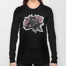 Ouija Planchette Long Sleeve T-shirt