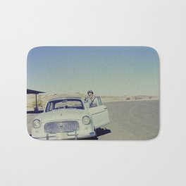 Desert Driver Bath Mat