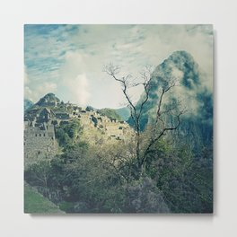 The Lost City II Metal Print