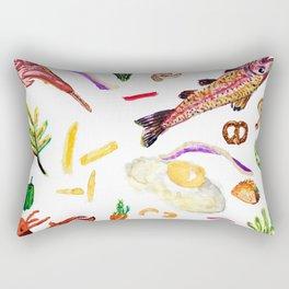 Food Lover Rectangular Pillow