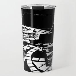 Sketched 3 Travel Mug
