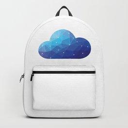 Cloud Of Data Backpack