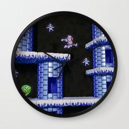Inside Ghosts 'n' Goblins Wall Clock
