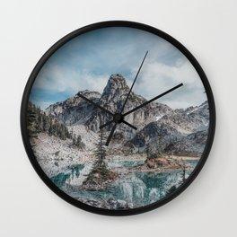 Watersprite Lake 2 Wall Clock