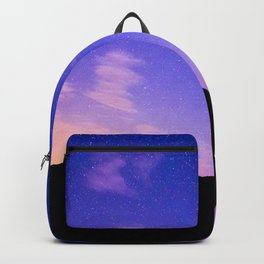 Milky Way Sun Rise Sky Backpack