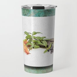 autumn feelings Travel Mug