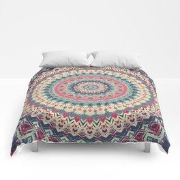 Mandala 354 Comforters