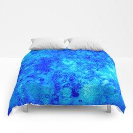 Winter Crystals Comforters