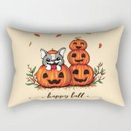 Happy Fall Rectangular Pillow