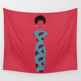 in the mood for love Wall Tapestry