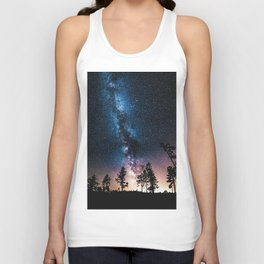 Galactic Shadows Unisex Tank Top