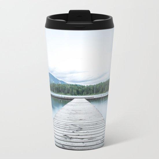 Floating Fun Metal Travel Mug