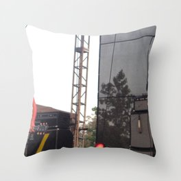 Julian and Nick - The Strokes Throw Pillow