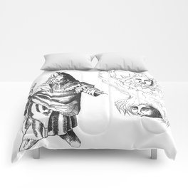 As Above So Below Comforters