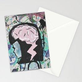 Creative Brainstorm Stationery Cards