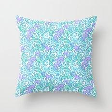 Wild Pattern 2 Throw Pillow