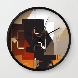 92018 Wall Clock