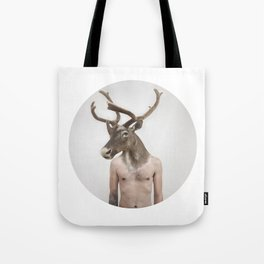 Therianthrope - Caribou Tote Bag