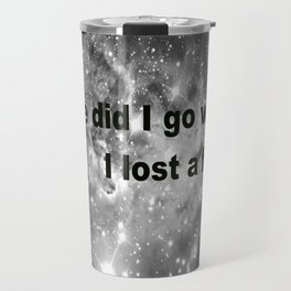 How To Save A Life Galaxy - The Fray Travel Mug