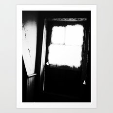 3rd Floor Room Art Print