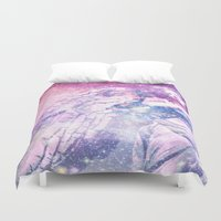 celestial Duvet Covers featuring Celestial Angel by 2sweet4words Designs