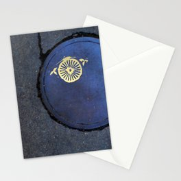 golden eye Stationery Cards
