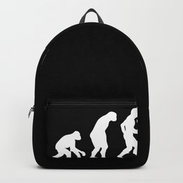 Guitar Evolution Gift Guitarist Music Backpack
