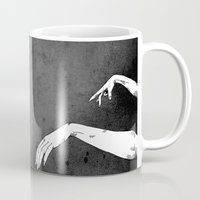 witchcraft Mugs featuring Witchcraft by Merwizaur