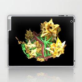 Yellow Stars Laptop & iPad Skin