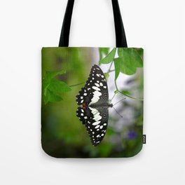 A Butterfly Tote Bag