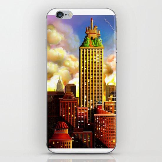 A bautiful day iPhone & iPod Skin