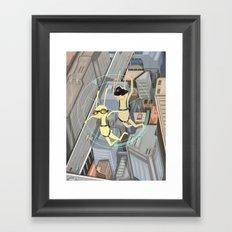 TRIZ Extended [collap w Sweet Aleksandra] Framed Art Print