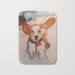 Sadie the Sled Dog? Bath Mat