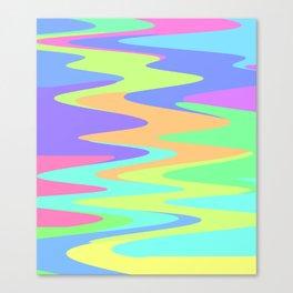 wiggle. Canvas Print