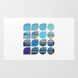 Cold Comfort Collage — Requiem Rug