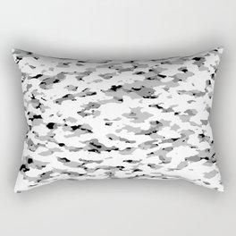 Camouflage: Alpine VI Rectangular Pillow