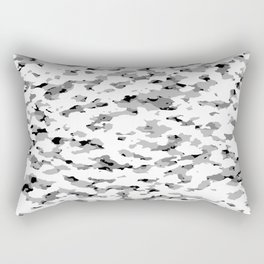 Camouflage: Alpine VI Rectangular Pillow