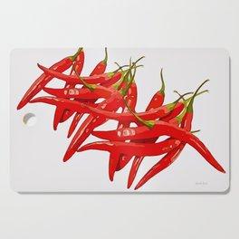 Red Hot Chili Cutting Board