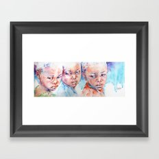 If only Framed Art Print