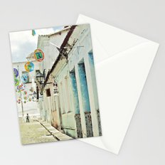 Salvador noon Stationery Cards