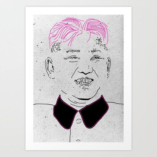 Axis of Evil II Art Print
