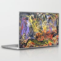 coldplay Laptop & iPad Skins featuring Parachutes 00' by l.w.