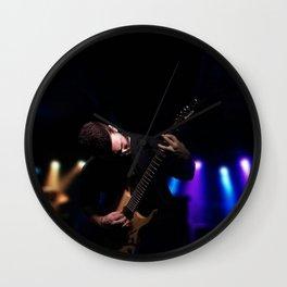 Adam de Micco (Lorna Shore) Wall Clock