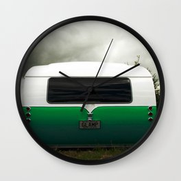 Starliner Caravan Camper Wall Clock