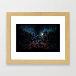 Castlevania: Vampire Variations- Gates Framed Art Print