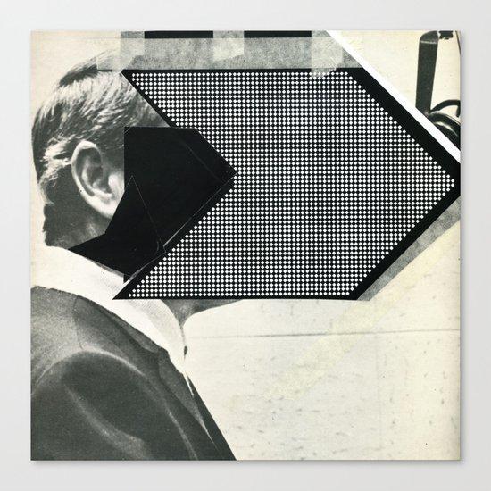 Bastardize | Perry Canvas Print