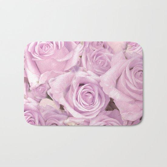 Romantic roses(11) Bath Mat