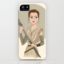 Rey iPhone Case