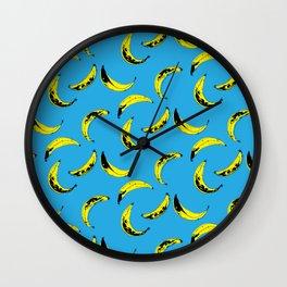 Bananas Are Cool Wall Clock
